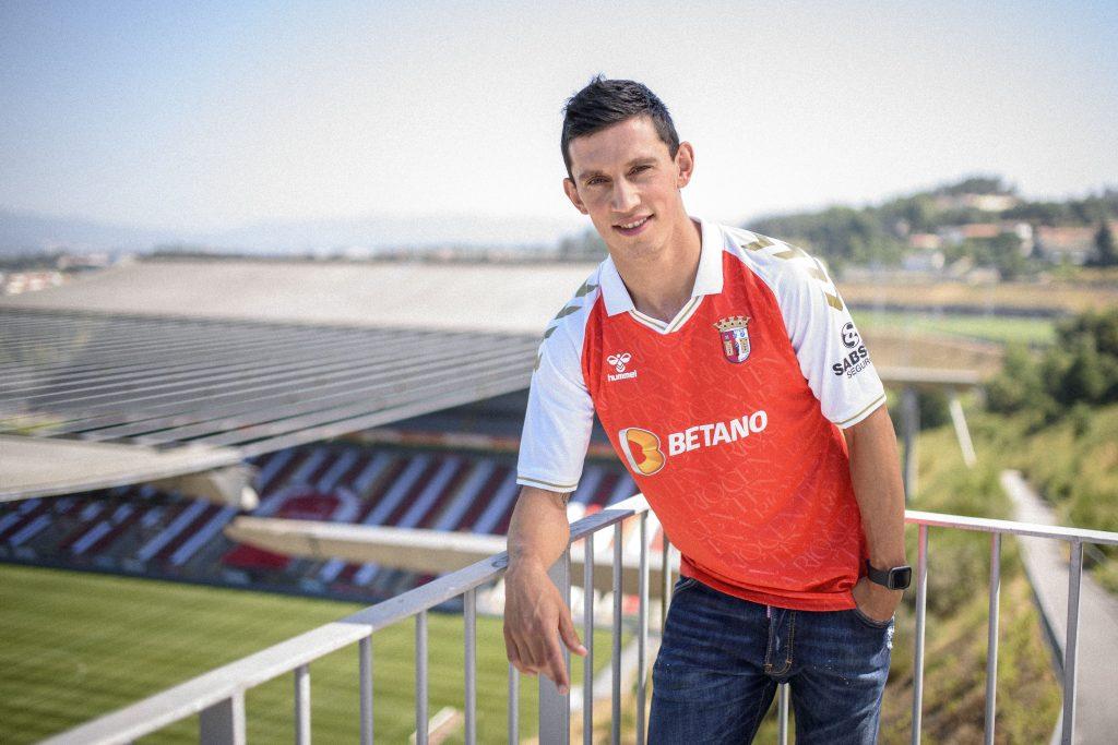 André Castro assina pelo SC Braga 3