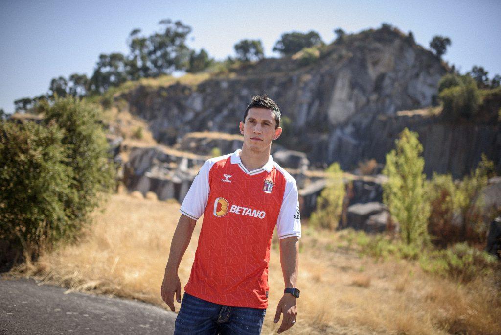 André Castro assina pelo SC Braga 4