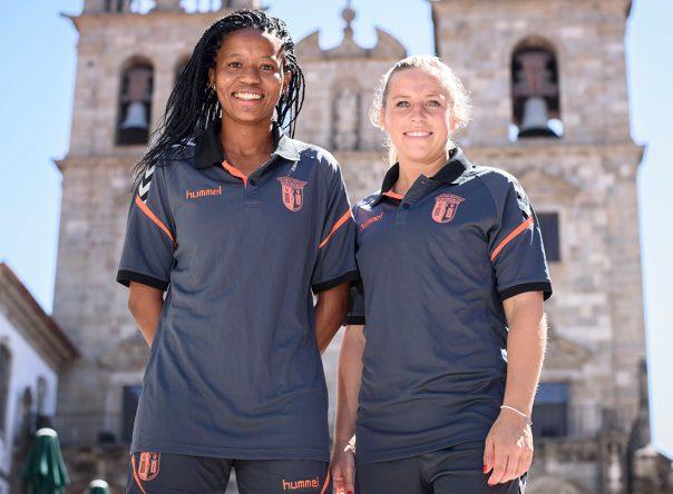 Cindy König e Jermaine reforçam SC Braga 9