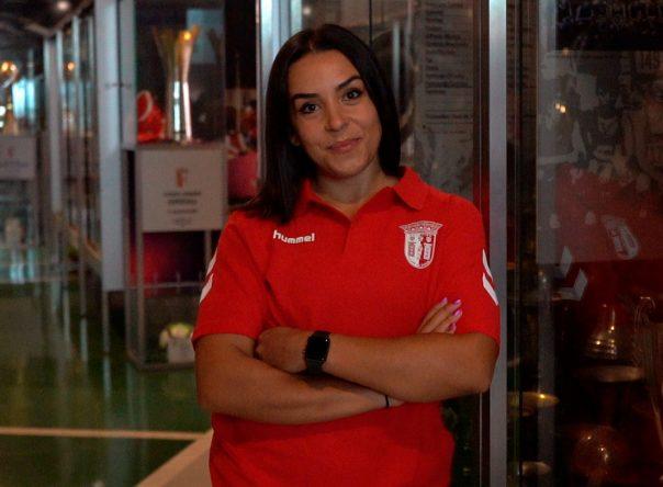 Patrícia Esparteiro vai representar o SC Braga 2