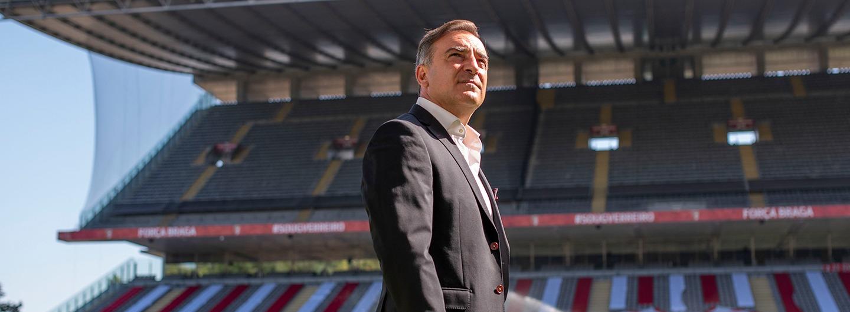 Carlos Carvalhal é o novo treinador do SC Braga 1