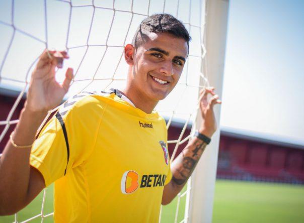 Bernardo Fontes reforça os Sub-19