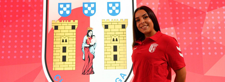 Patrícia Esparteiro vai representar o SC Braga 4