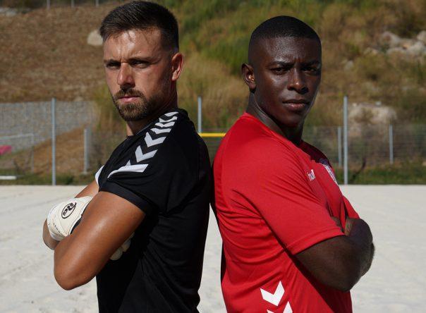 Jordan Soares e Pedro Mano chegam à Legião
