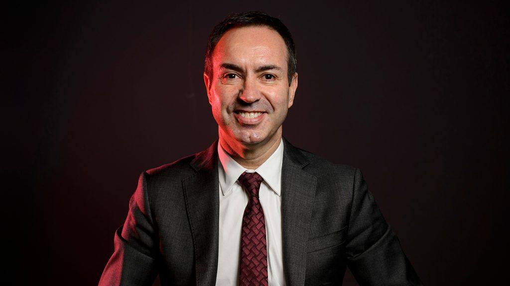 """António Salvador: """"O Gaitán é um grande jogador"""""""