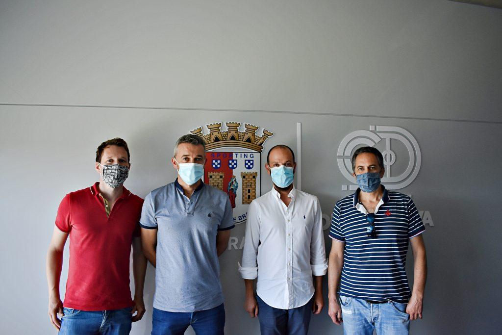 SC Braga/AAUM assina protocolo com AC Luso 3