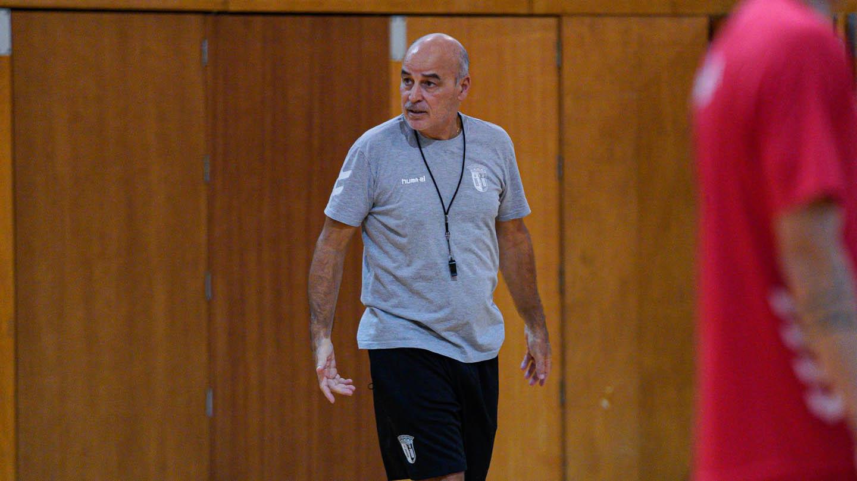 SC Braga/AAUM 2º lugar em torneio de pré-época