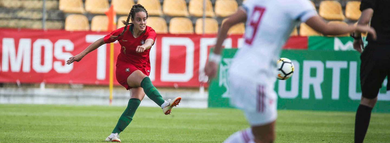 Três jogadoras do SC Braga na Seleção 5