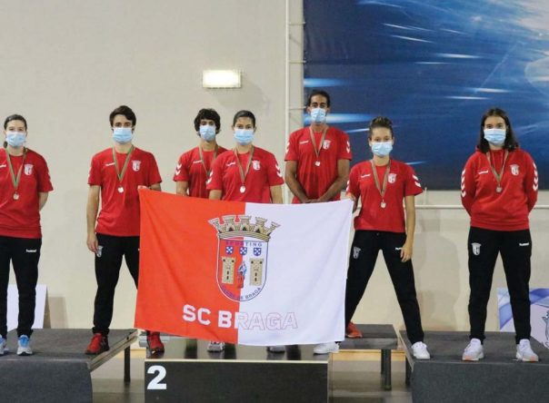 SC Braga na 1ª Divisão Nacional de Badminton 3