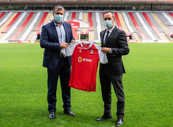 4moove é o novo patrocinador do SC Braga