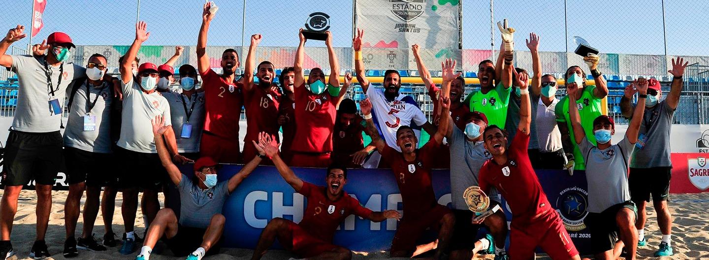 SC Braga felicita Campeões da Europa 2