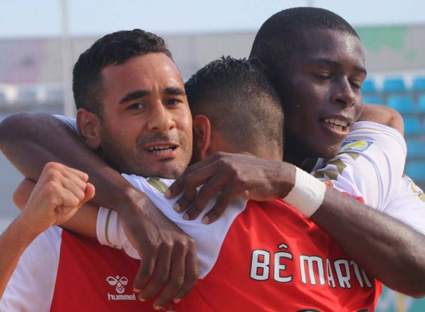 SC Braga faz o pleno na fase de grupos da Euro Winners Cup