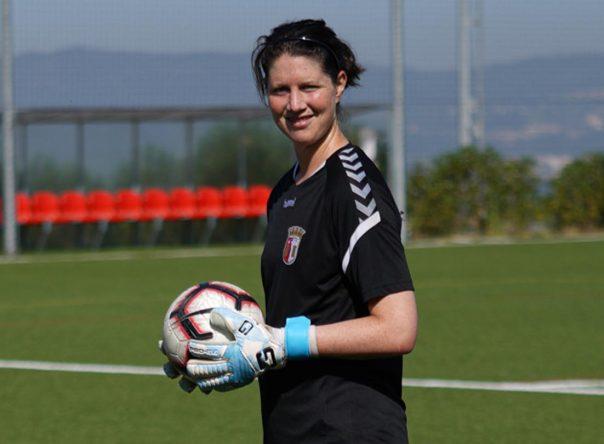 Marie Hourihan convocada para a Seleção da Irlanda