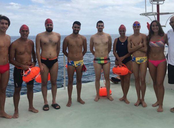 Balanço positivo do Madeira Island Ultra Swim 1