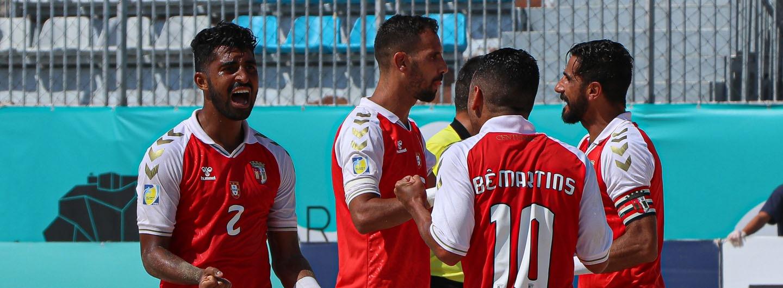 SC Braga na final da Euro Winners Cup 2020 5