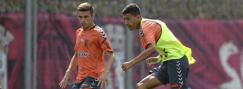 Sub-23 batem 'Bês' do FC Porto 3