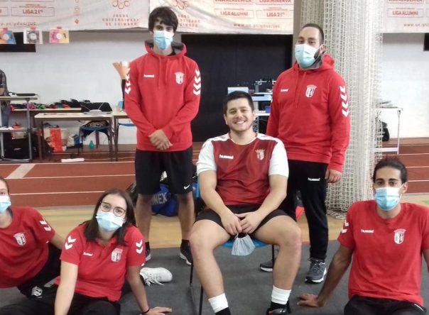 Excelentes resultados do badminton em Coimbra