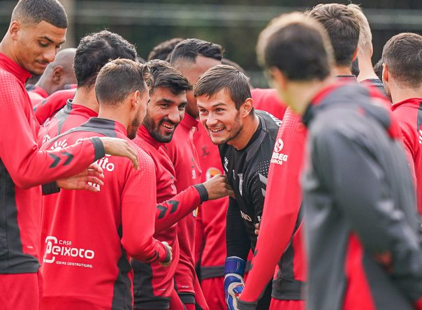 SC Braga vs Zorya: Convocados 3