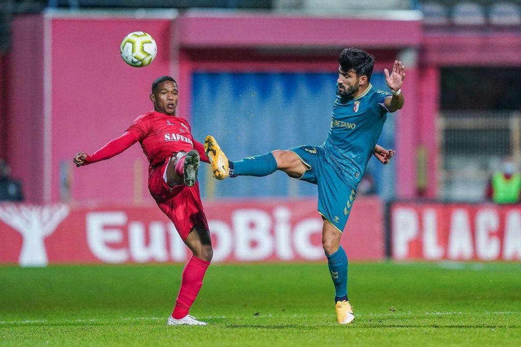 Primeiro passo dado na Taça de Portugal