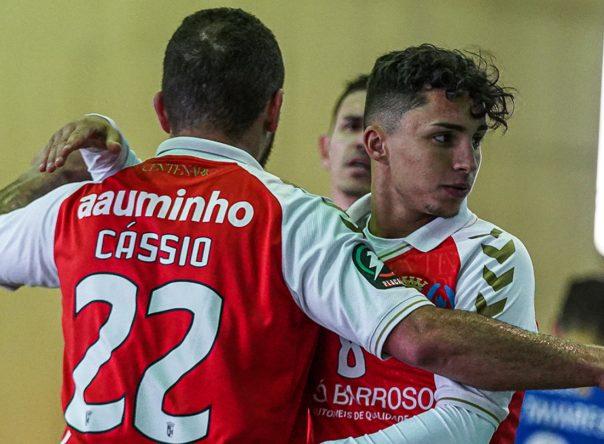 Novas datas dos jogos frente à AD Fundão e Futsal Azeméis 1