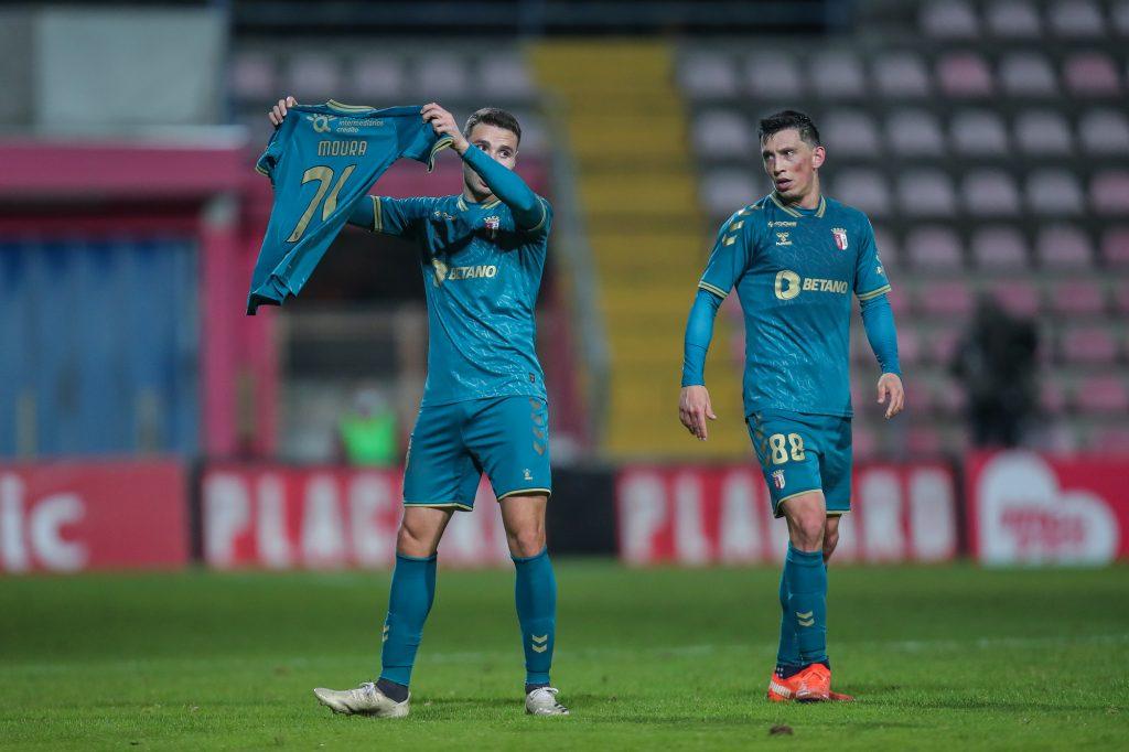 Primeiro passo dado na Taça de Portugal 1
