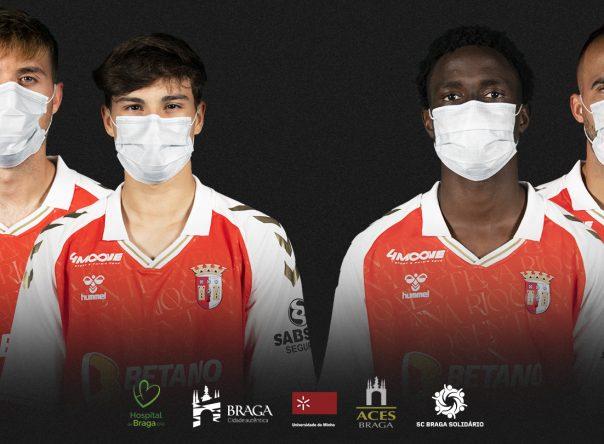 SC Braga associa-se à campanha
