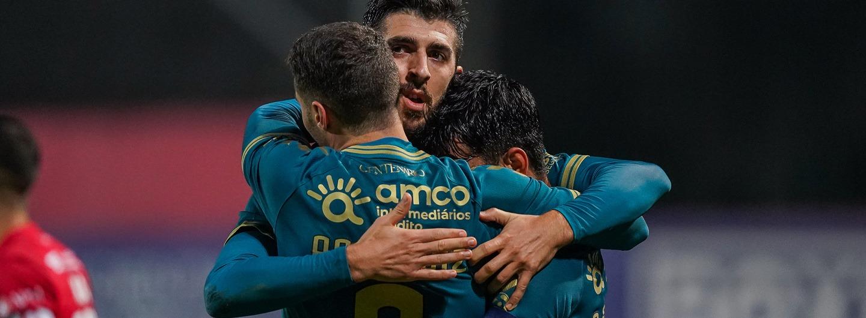 Primeiro passo dado na Taça de Portugal 5