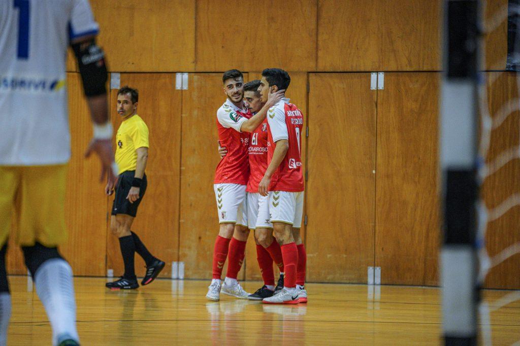 SC Braga/AAUM regressa às vitórias frente ao Modicus 2
