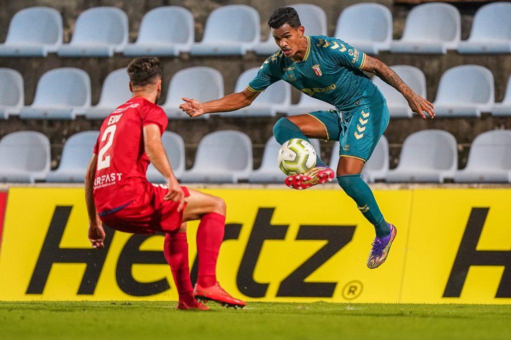 Primeiro passo dado na Taça de Portugal 4