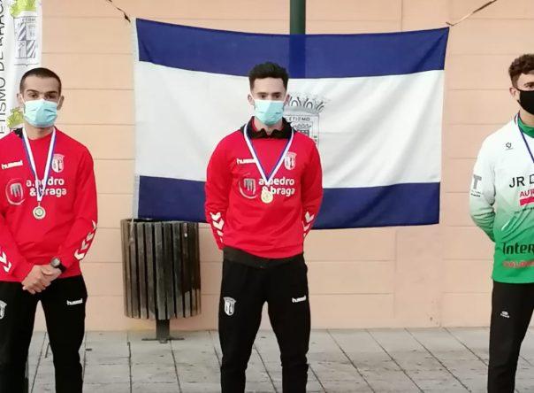 Davide Silva é campeão regional de Corta-Mato Longo 1