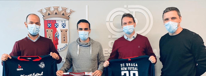 Parceira - SC Braga/AAUM e B2M Futsal 1