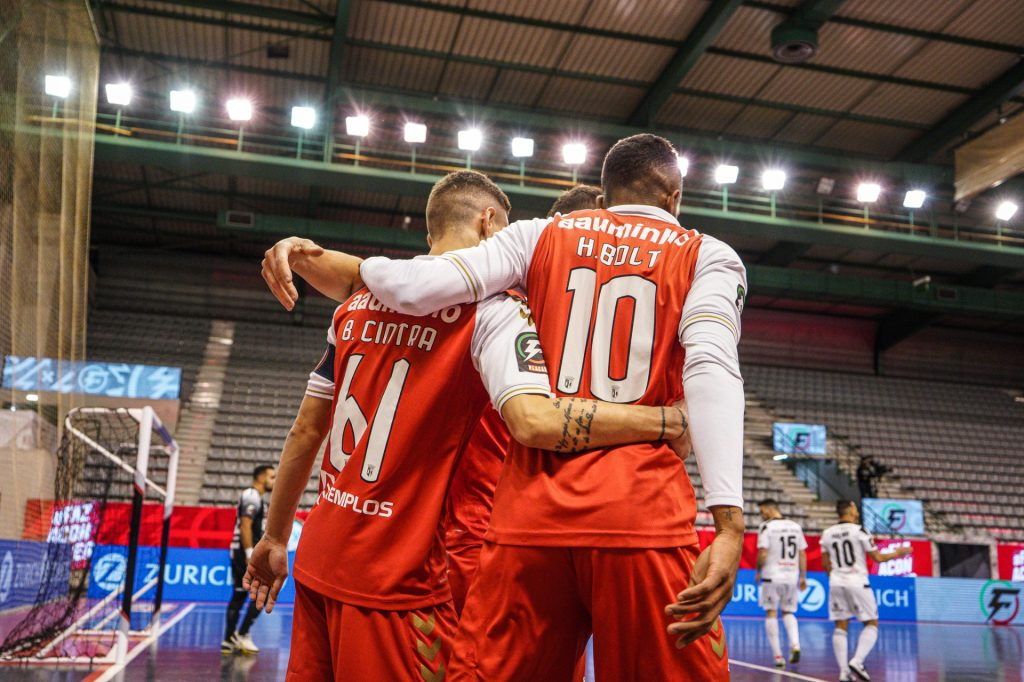 SC Braga/AAUM na final da Taça de Portugal Placard 1