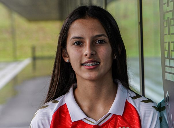 Bárbara Pereira é reforço do SC Braga 2