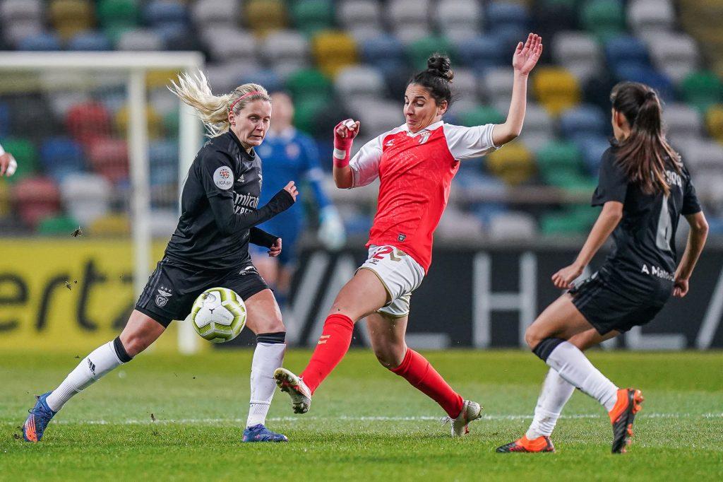 SC Braga perde na final da Taça da Liga Feminina 5