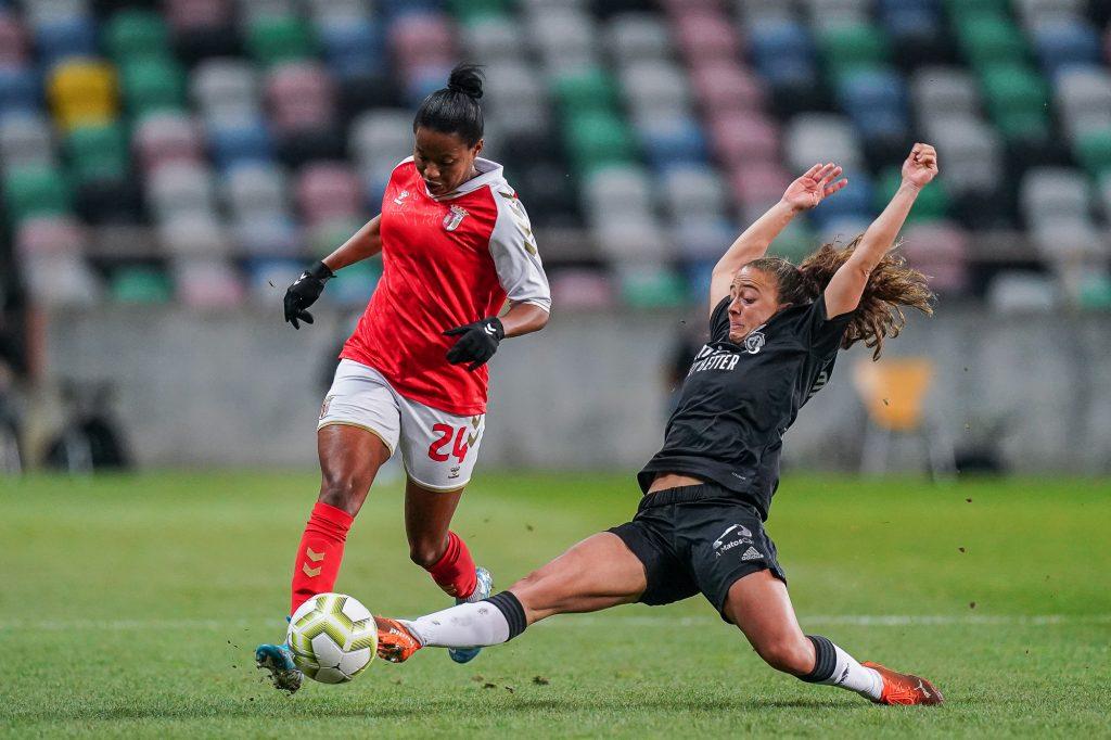 SC Braga perde na final da Taça da Liga Feminina 6
