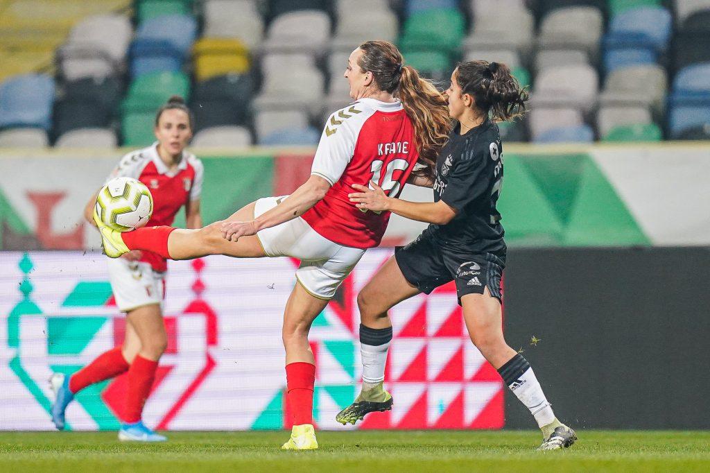 SC Braga vence Taça de Portugal Feminina 4