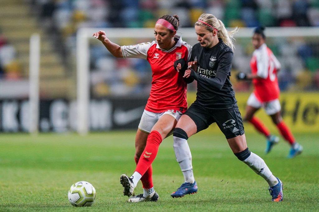 SC Braga perde na final da Taça da Liga Feminina 4