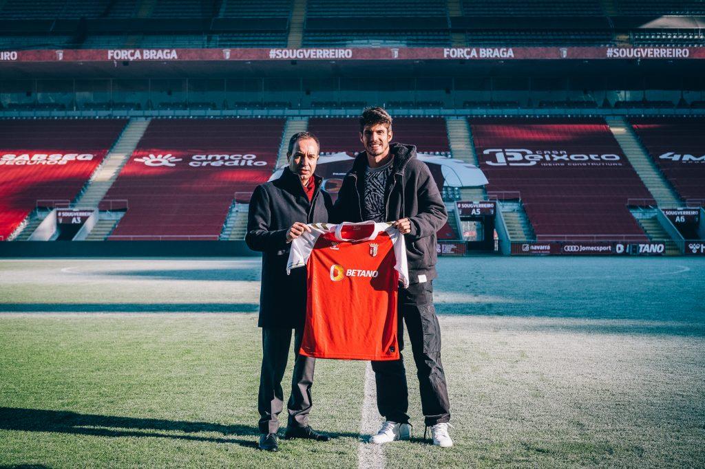 Lucas Piazon reforça o SC Braga 3