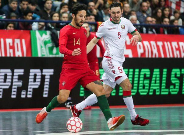 Miguel Ângelo chamado à Seleção Nacional 1