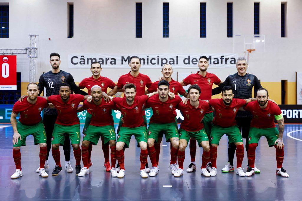 Gverreiros no empate frente à Polónia