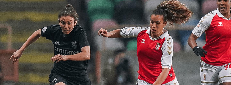 SC Braga vence Taça de Portugal Feminina 2