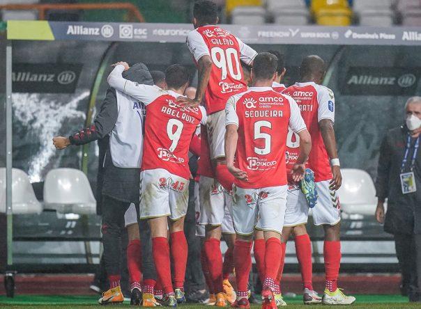SC Braga em 48º lugar no ranking da IFFHS