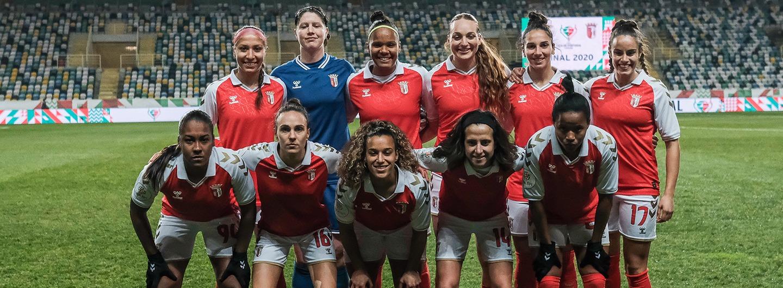 Presidente felicita equipa de Futebol Feminino 1
