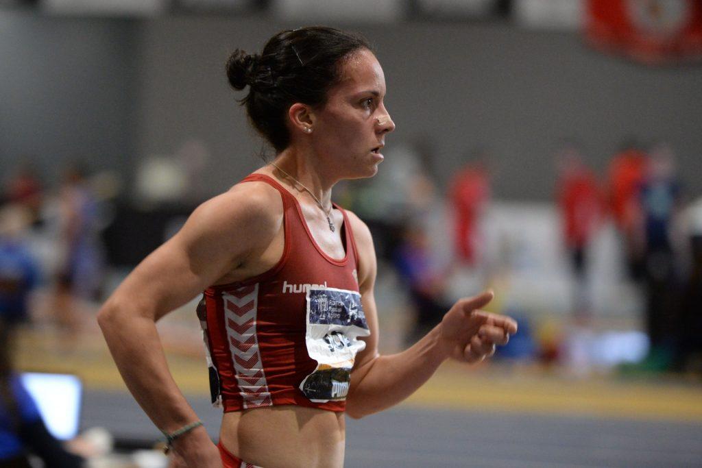 Vitória Oliveira vence no Campeonato Nacional de Marcha de Estrada