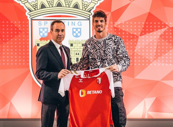 Lucas Piazon reforça o SC Braga