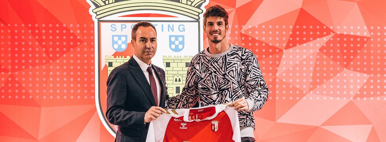 Lucas Piazon reforça o SC Braga 1