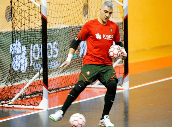 Vítor Hugo e Miguel Ângelo na Seleção Nacional 3