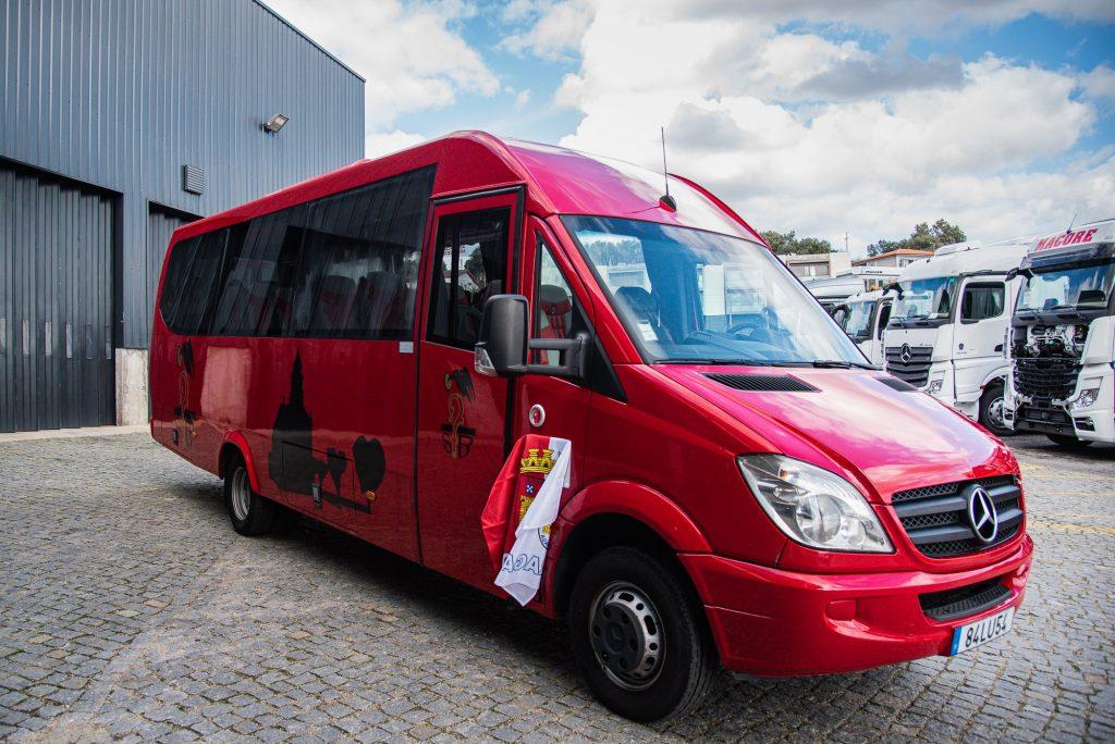SC Braga doa autocarro à Irmandade de São Bento da Porta Aberta 4