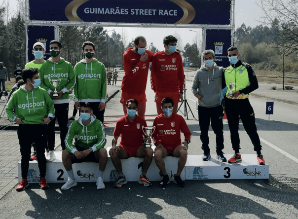 Prata para Luís Saraiva na Guimarães Street Race
