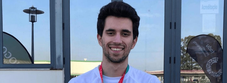João Peixoto bate recorde regional em 400 metros 1